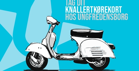 Knallertkørekort September 2020